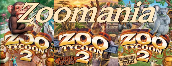Zoomania: The Zoo Tycoon 2 Series Fanlisting